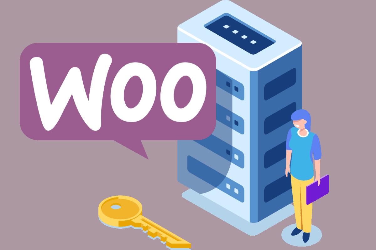 hosting woocommerce